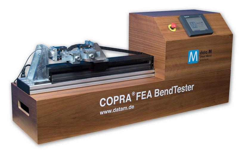 COPRA Bendtester